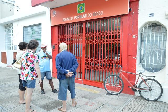 Moradora de bairro periférico do Rio de Janeiro já relata dificuldade em conseguir medicamentos  - Créditos: Foto: Divulgação