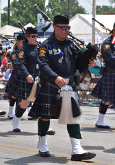 SAPD Bag piper