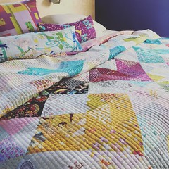 Value Heart Quilt