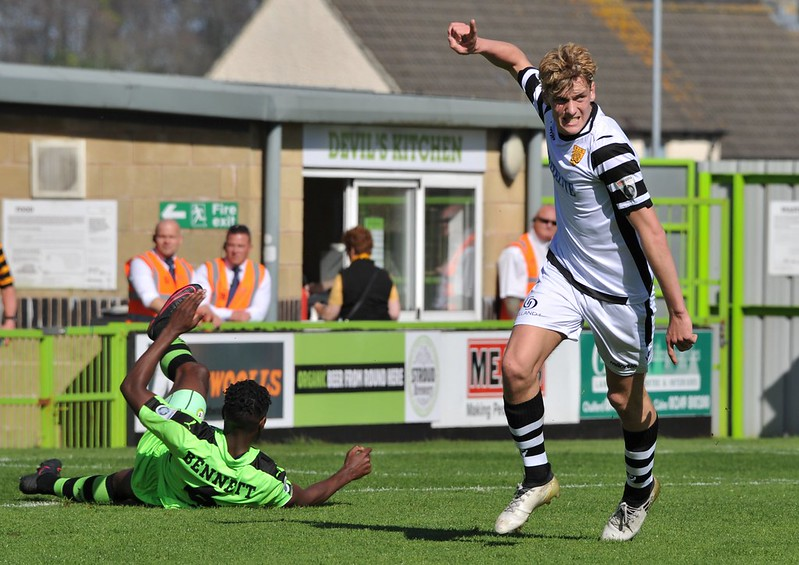 Forest Green Rovers v Maidstone United 148
