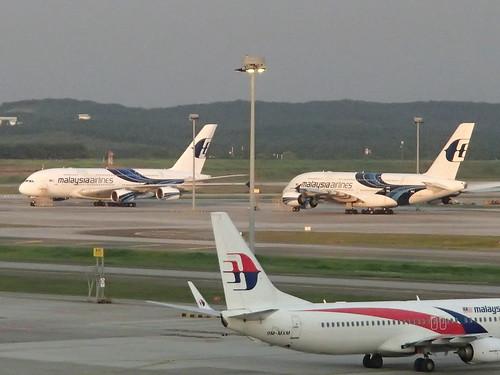 马来西亚航空 - naniyuutorimannen - 您说什么!