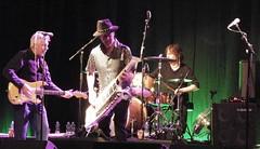 Manfred Mann's Earth Band, Veitshöchheim, November 2016 - Mick Rogers, Manfred Mann, Jimmy Copley