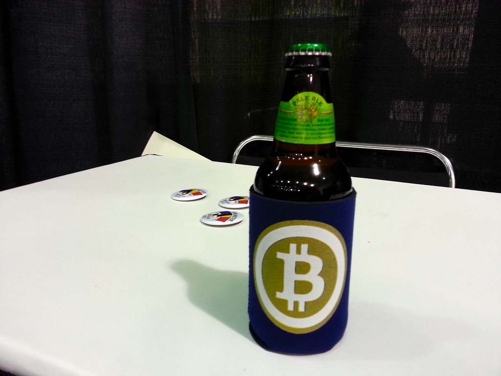 Beer + Bitcoin