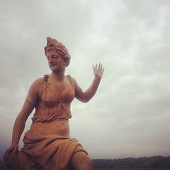 #statue #biltmore #nc #asheville