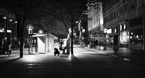 spotlight: piano
