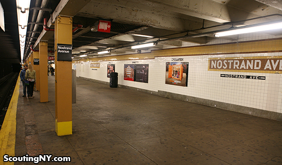 Warriors Subway Map.The New York City Filming Locations Of The Warriors Part 1