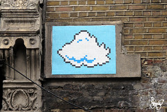 Space Invader - London