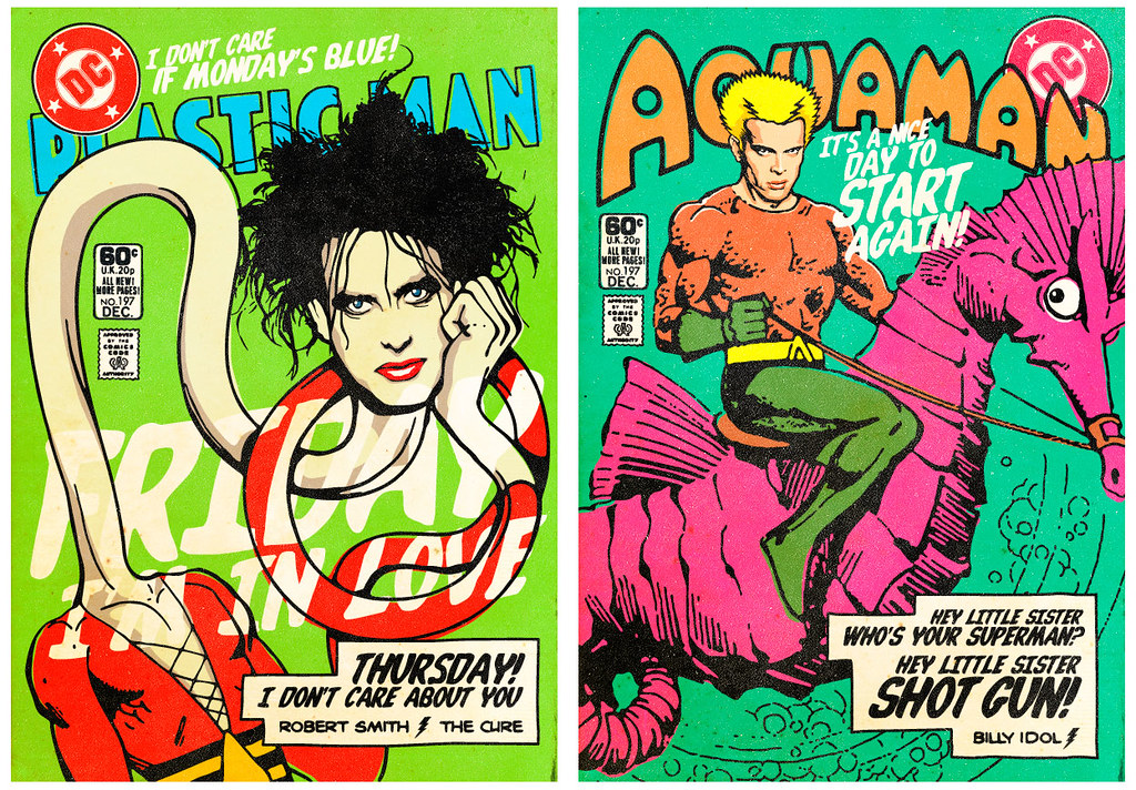 Theme simply Billy butcher new wave super heroes have
