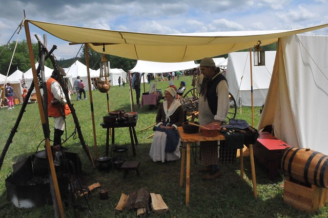 Re-enactments, special historic-themed events, and first person interpretive programs are on the schedule for 2014. Click here for the calendar!