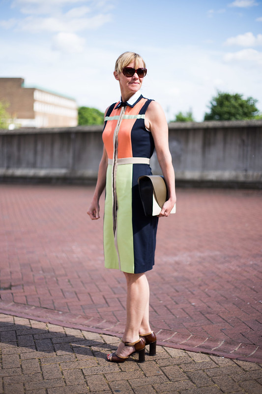Street Style - Emma, Graduate Fashion Week