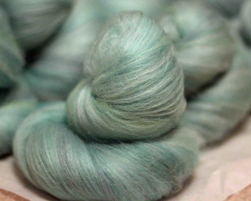 glacial - batts closeup