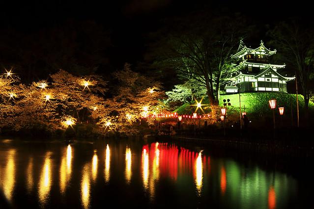 130414_200653_G1X_高田1日目_高田城の夜桜