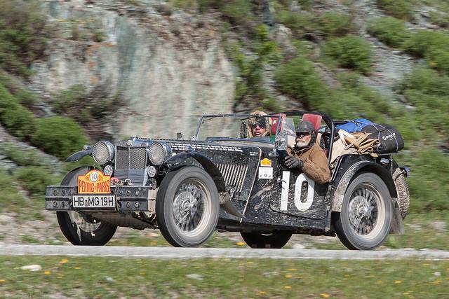 #10 MG TC 1948