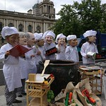 G8 Leaders cook it up!