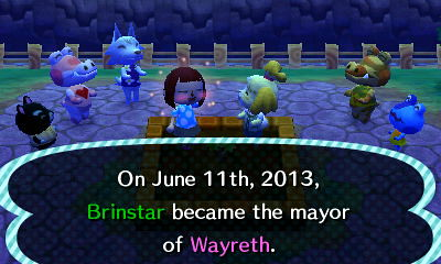 Brinstar: Mayor and Overlord of Wayreth