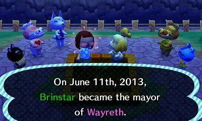Brinstar: Mayor and Overlord of Wayreth