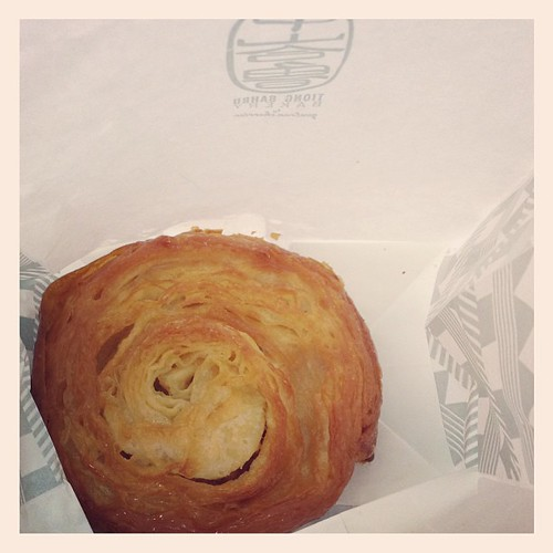 Kouign Amann in a bag - Feb 2013