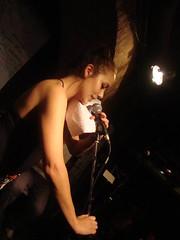 Yasmin Hafedh, textstrom Poetry Slam Wien