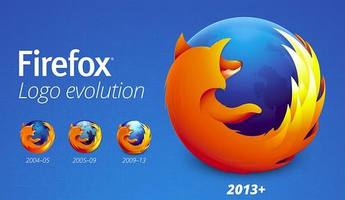 Új logót kapott a Firefox (2013) #1