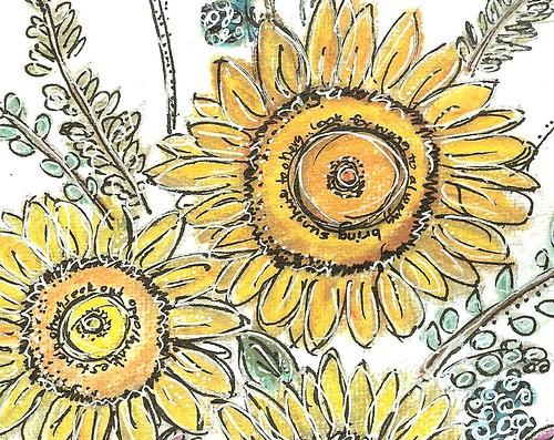 sunflowerscloseup