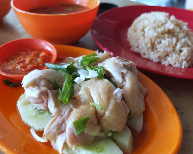 Suki Hainan Chicken Rice