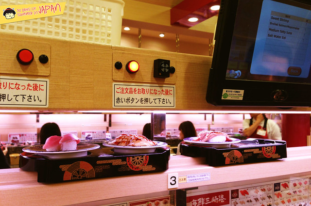 Conveyor Belt Sushi 3