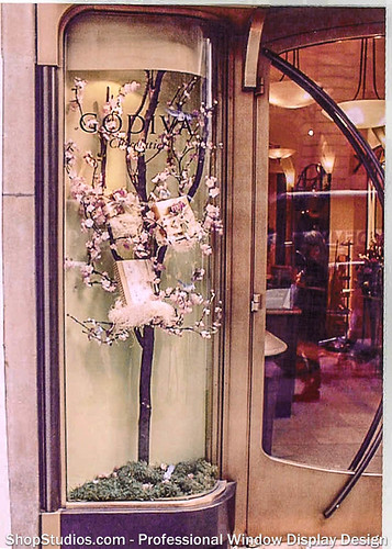 Holiday Window Display Designs NYC
