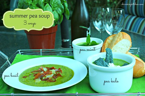 Three Pea Soups