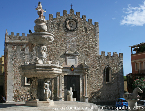 Taormina Kirche