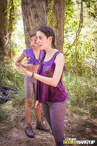 Campamento Mesones 2013