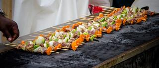 Yummy Kebabs