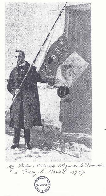 Vladimir Ghika, foto varie