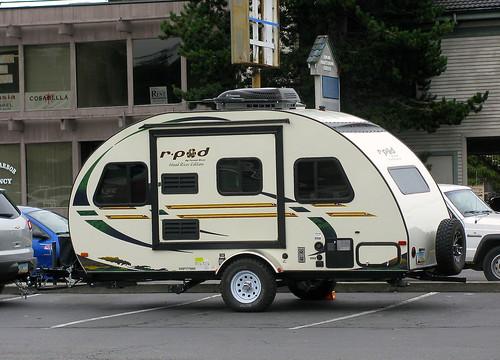 A modern trailer