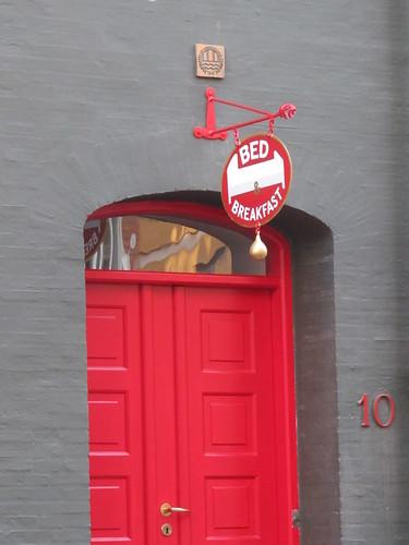 The Red Door - Risager