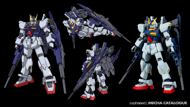 Gundam Build Fighters - HG Build Gundam Mk-II