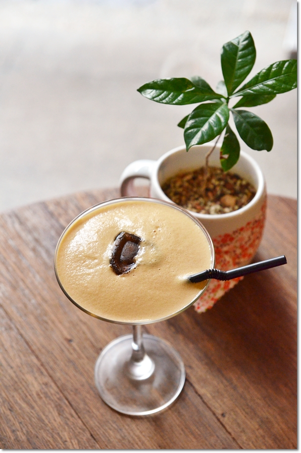 Gula Melaka Ice Drip Coffee