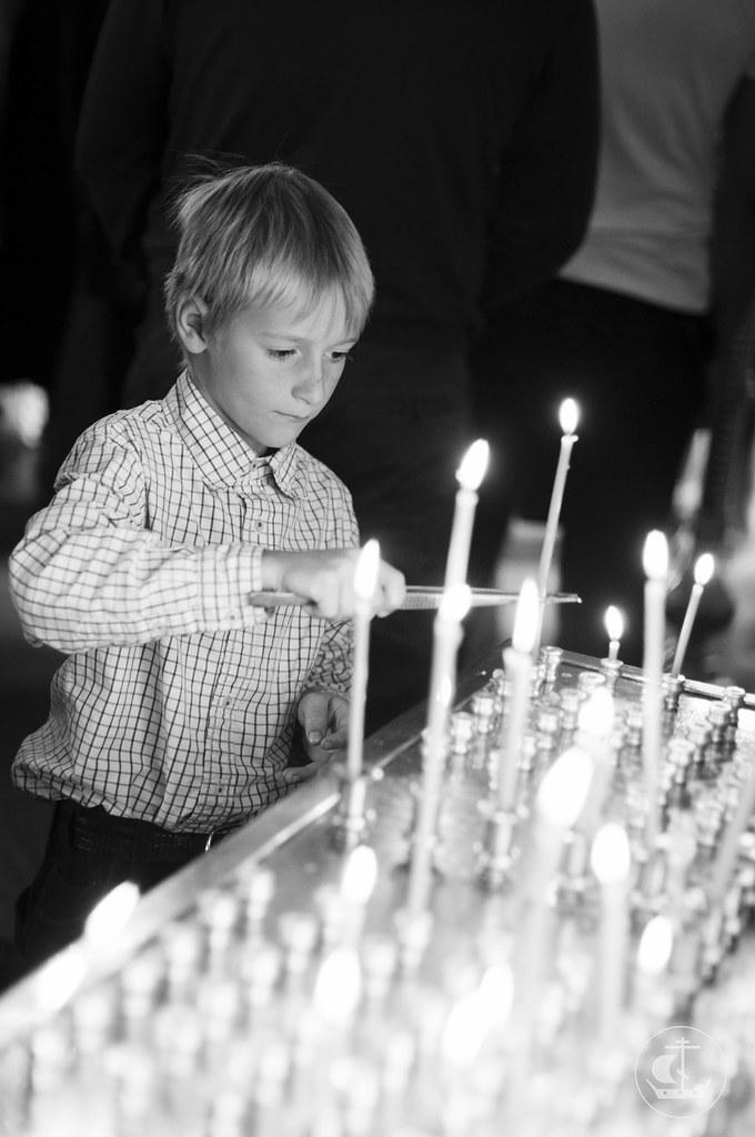 29 августа 2013, Престольный праздник храма Спаса Нерукотворного Образа