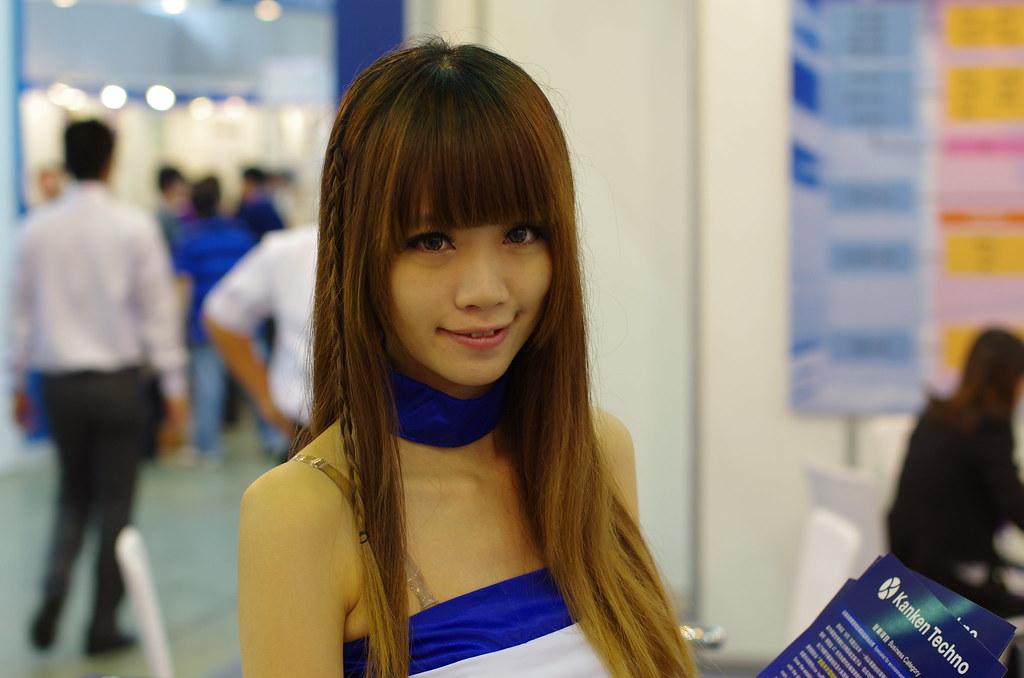 Semicon Taiwan 試拍