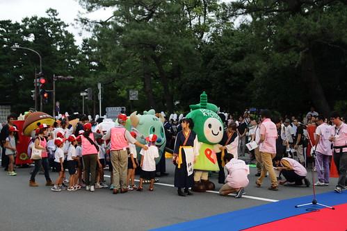 Mascots of Kyoto