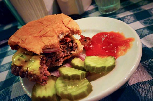 Mejor hamburguesa de Nueva York