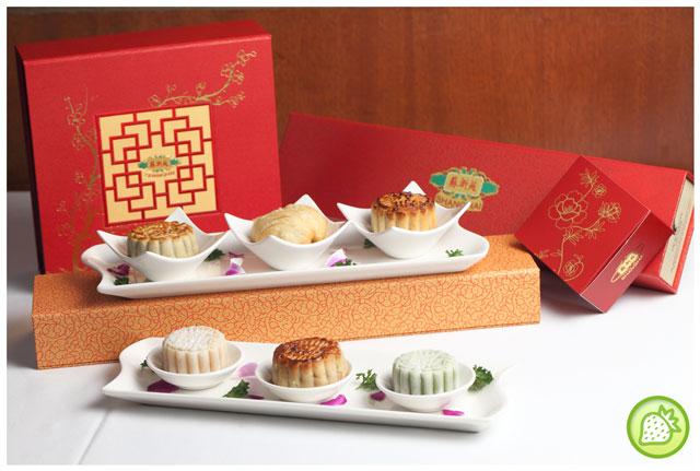 Shanghai Mooncake JW Mariott