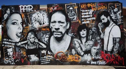 Flickriver most interesting photos from celebrity stencil - Salon du taf perpignan ...