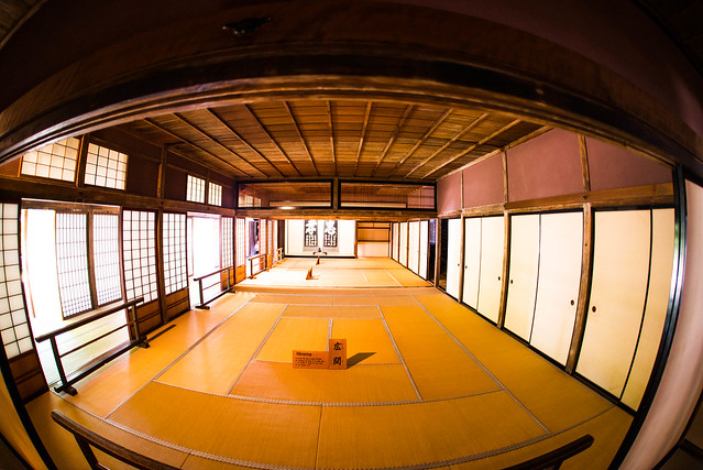 Inside the Japanese Traditional House Flickr Photo