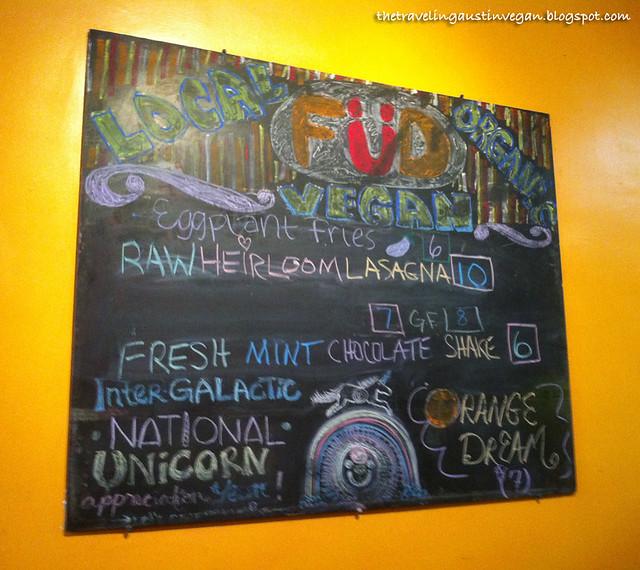 FuD Blackboard - Kansas City, MO