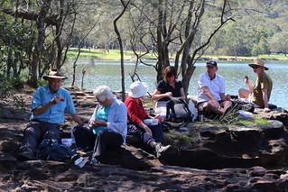 Morning Tea - Macquarie Explorers Club