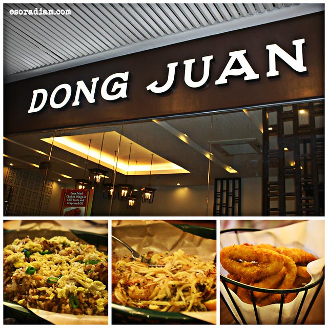Dong Juan at Cebu IT Park