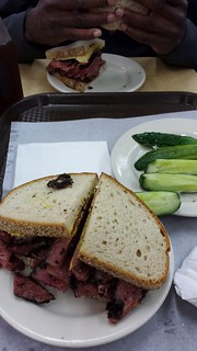Katz's Deli: Pastrami On Rye, Half Sours