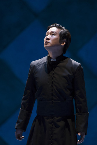 Jihoon Kim in Robert le diable © ROH/Bill Cooper, 2012