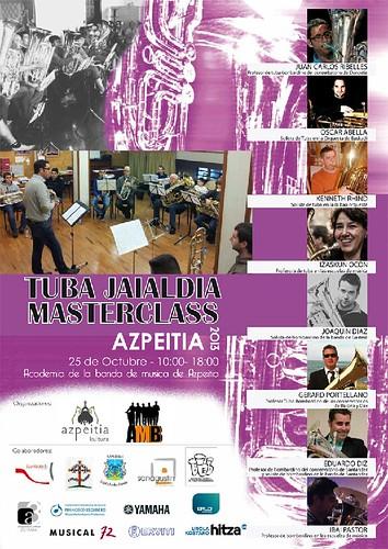 tuba jaialdia masterclass