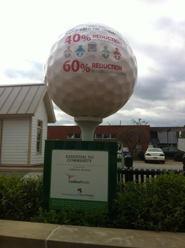 18 Drives - Cardinal Health Ball
